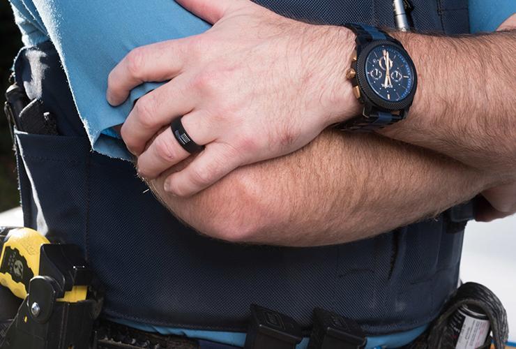 police week ring