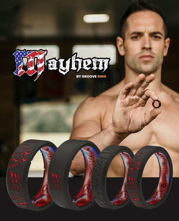rich froning silicone ring